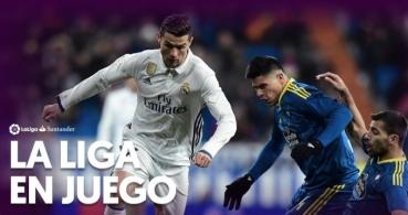 Opensport ofrecerá el Celta vs Real Madrid y el Málaga vs Real Madrid