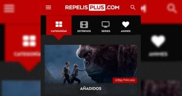 RepelisPlus, una app para ver pelis gratis en Android