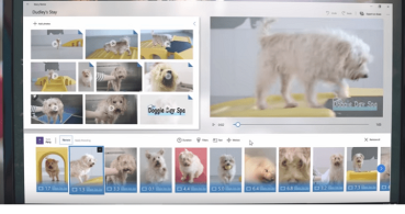 Windows Story Remix, el regreso de Movie Maker
