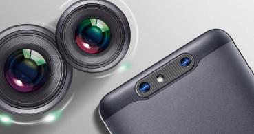 ¿Qué aporta la doble cámara del ZTE BLADE V8?