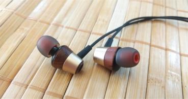 Review: Audbos DB-02, unos auriculares con buen sonido y acabados en madera