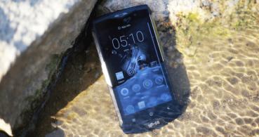 Blackview BV8000 Pro, un smartphone rugerizado que resiste agua, polvo y golpes