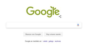 Google celebra el Día Mundial del Medio Ambiente con un Doodle