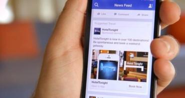 """Facebook te permitirá decir """"Hola"""" como toque a los amigos"""