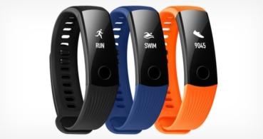 Honor Band 3, la pulsera fitness con pulsómetro y 30 días de autonomía