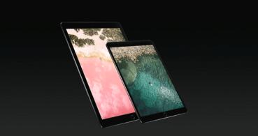 Nuevo iPad Pro con pantalla de 10,5 pulgadas e iOS 11