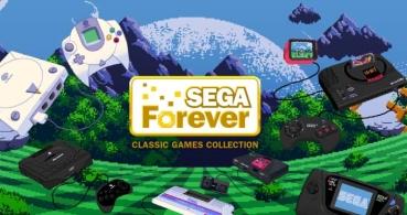 Sega traerá sus juegos vintage a iOS y Android