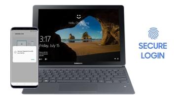 Podrás desbloquear Windows 10 con un teléfono Samsung en breve