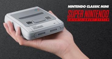 Super Nintendo Classic Mini ya se puede comprar en España