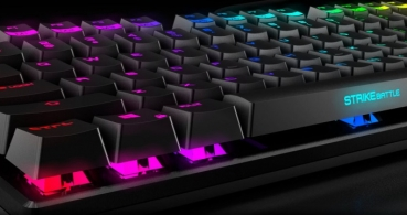 Los teclados gaming con iluminación RGB más llamativos