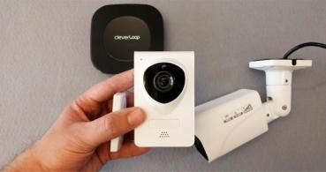 Review: CleverLoop, las cámaras de seguridad inteligentes con WiFi