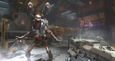 Juega gratis a Doom este fin de semana en PlayStation 4, Xbox One y PC