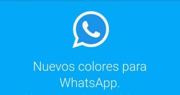 """Cuidado en WhatsApp: vuelve el viral de """"activar nuevos colores"""""""