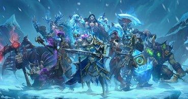 Hearthstone presenta su nueva expansión Caballeros del Trono Helado