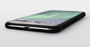 Así podría ser el diseño del iPhone 8