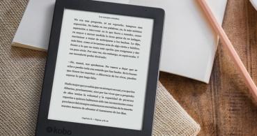Kobo Aura, el lector de libros electrónicos, rebajado a 99 euros en Fnac