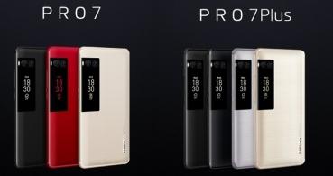 Meizu Pro 7 y Pro 7 Plus ya son oficiales con doble pantalla y cámara dual