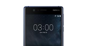 Nokia 3 en azul: precios con Vodafone