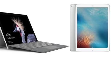 Surface Pro vs iPad Pro 12.9: ¿Cuál puede ser tu nuevo ordenador?