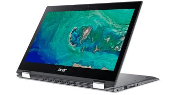 Acer Spin 5, el dispositivo convertible para el día a día