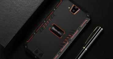 Blackview BV4000, un smartphone ultra resistente con un buen diseño