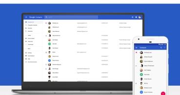 Descarga Google Contactos para tu móvil