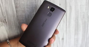 Review: InnJoo 4, un móvil potente con batería para todo el día