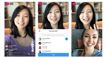 Instagram estrena los directos con amigos