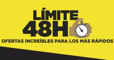 El Corte Inglés vuelve con Límite 48 horas hasta el 13 de agosto
