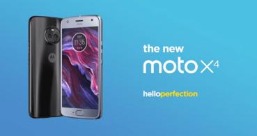Moto X4 es oficial con cámara dual y resistencia al agua desde 399 euros