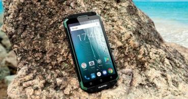Oukitel K10000 Max, un smartphone rugerizado que presume de carga rápida