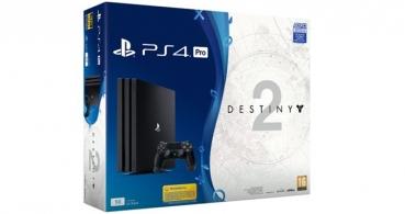 PlayStation 4 recibirá un nuevo DualShock 4 y packs de Destiny 2