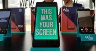 Wiko VIEW es oficial con pantalla infinita desde 189 euros
