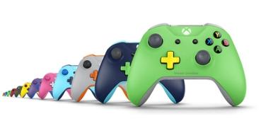 Design Lab, los mandos personalizados de Xbox One llegan a España