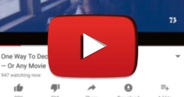 Un bug de la app de YouTube bloquea tu móvil hasta reiniciarlo
