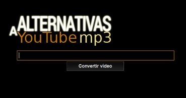 9 alternativas a YouTube-mp3