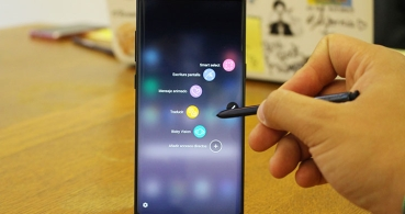 7 apps para aprovechar el S-Pen en el Galaxy Note 8