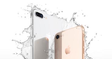 iPhone 8 y iPhone 8 Plus equipan baterías de menor capacidad que los iPhone 7