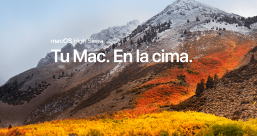 Descarga ya macOS High Sierra en tu Mac