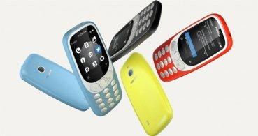 Nokia 3310 se renueva con 3G