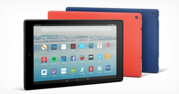 Fire HD 10, la tablet barata de Amazon se renueva con pantalla Full HD y Alexa