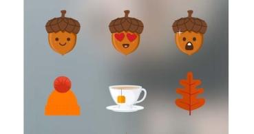 Instagram añade nuevos stickers para el otoño
