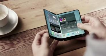 Samsung espera tener un móvil plegable en 2018