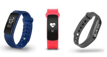 SPC Active, Active HR y Smartee Fit, tres pulseras para la salud
