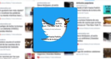 """Twitter añade los """"Artículos populares"""""""
