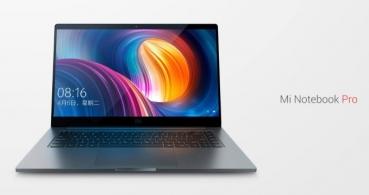 Xiaomi Mi Notebook Pro ya es oficial para plantar cara a Apple