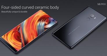 Xiaomi Mi Mix 2 llega con una pantalla más pequeña sin marcos