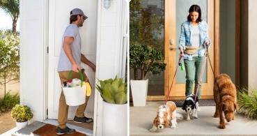 Amazon Key permite que el repartidor deje los paquetes dentro de tu casa