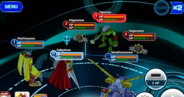 Descarga ya Digimon Links para Android y iPhone