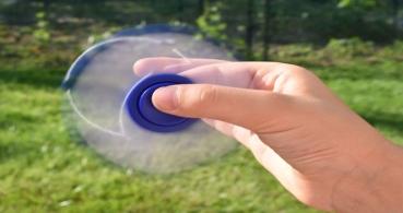 El móvil spinner es una realidad